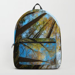 Kaleidoscope - Fall Colors in Trees of Great Smoky Mountains Backpack