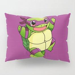 TMNT_POKET_MONSTER_purple Pillow Sham