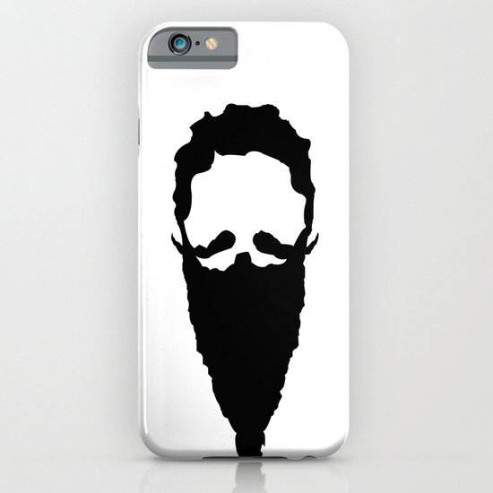 Homeless Wizard iPhone & iPod Case