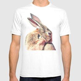 Rabbit Portrait T-shirt