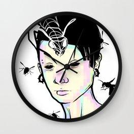 WASP Wall Clock