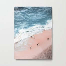 Beach Life 5 Metal Print