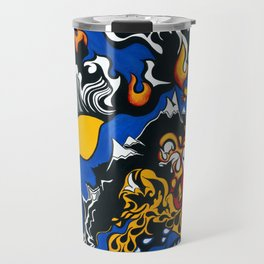 Mountain Love Travel Mug