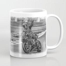 Bradley Smith MotoGP By Alexander Malyon  Coffee Mug