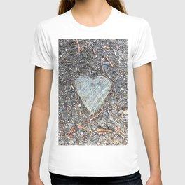 Wild Rock Heart T-shirt