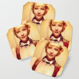 June Knight, Vintage Actress Coaster