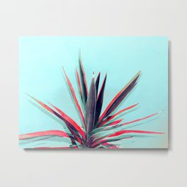 RGB Jungle Metal Print
