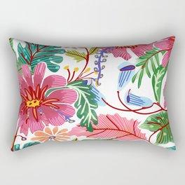 Freshly Cut Rectangular Pillow
