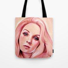 Raspberry Tote Bag