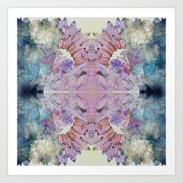 Blingaling Art Print