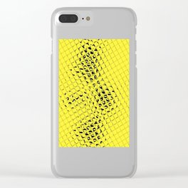 sn1 Clear iPhone Case