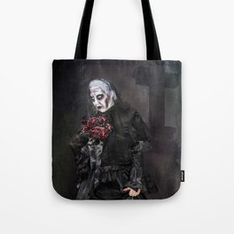 Black Widow - Halloween Tote Bag
