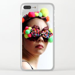 Coloring You Clear iPhone Case