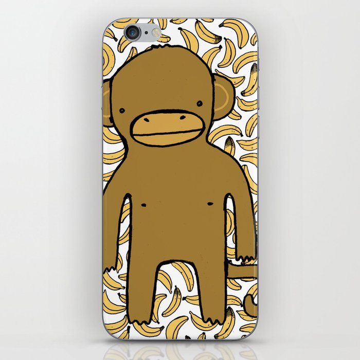 It's A Jungle Out There. iPhone Skin