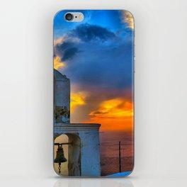 Santorini 9 iPhone Skin