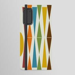 Mid-Century Modern Art 1.4 Android Wallet Case