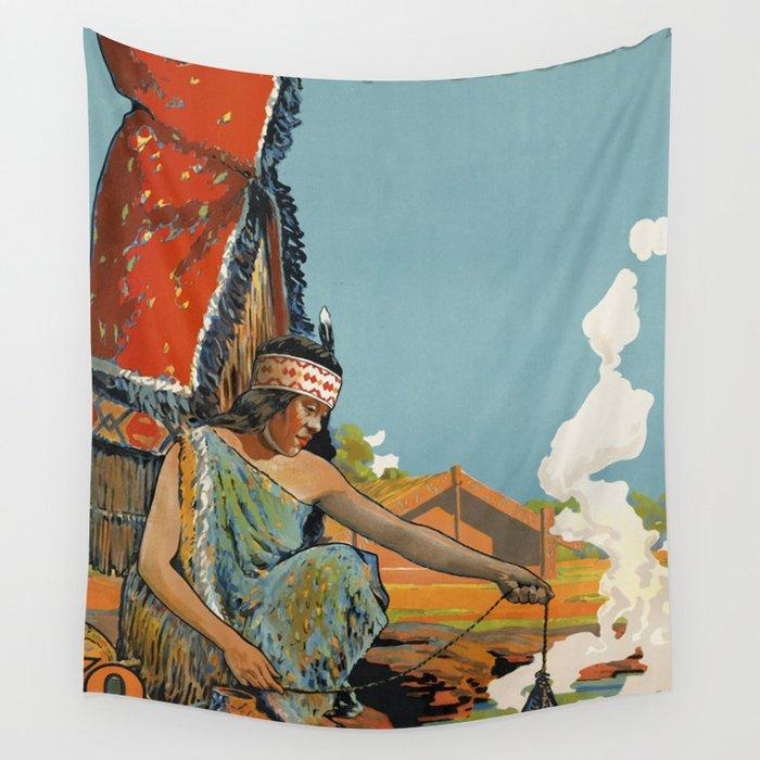 Haere Mai Wall Tapestry