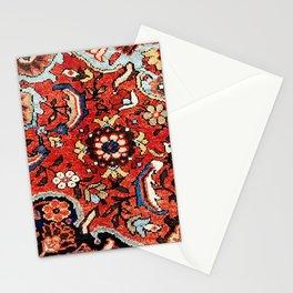 Mahal Vagireh Arak West Persian Rug Sampler Print Stationery Cards