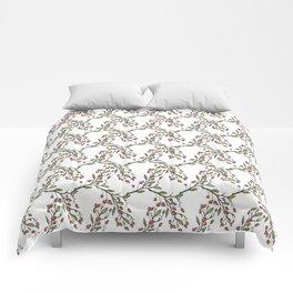 Crabapple Calico Comforters