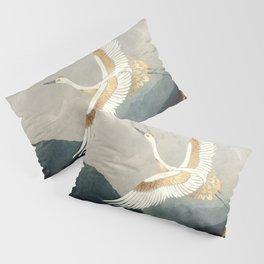 Elegant Flight Pillow Sham