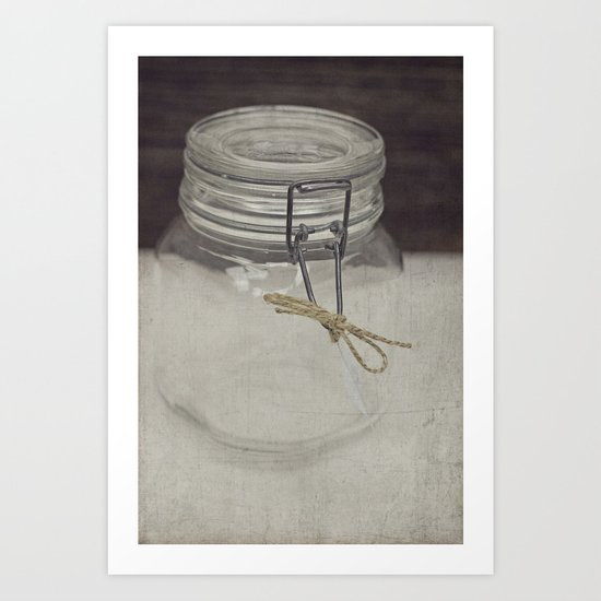 Don't expect anything and you'll never be disppointed Art Print