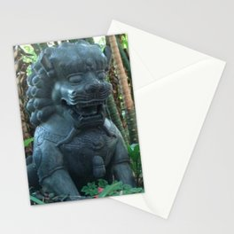 Guardian Lion Photograph Stationery Cards