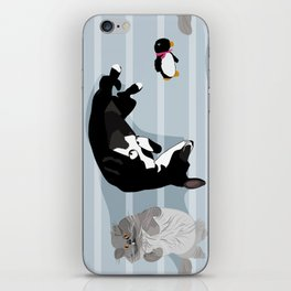 Belly Rubs XL iPhone Skin