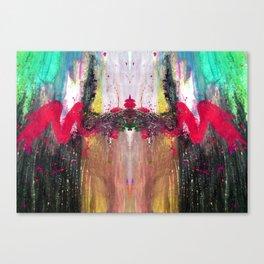Entropy. Canvas Print