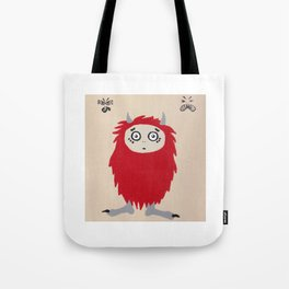 Little Monsters - Good Monster Tote Bag
