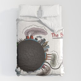 Earth is in danger! Comforters