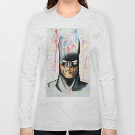 bat spat Long Sleeve T-shirt