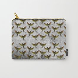 Phoenix Pattern Carry-All Pouch