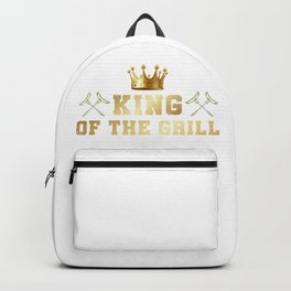 King Of The Grill Backpack
