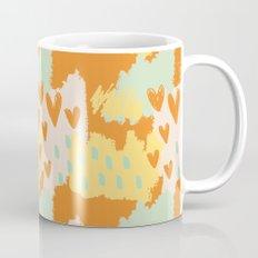 Abstract Art - When My Heart Comes Mug