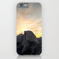 Yosemite National Park - Half Dome at Sunrise Slim Case iPhone 6s