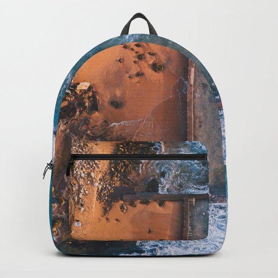 Natural swimming pool Backpack