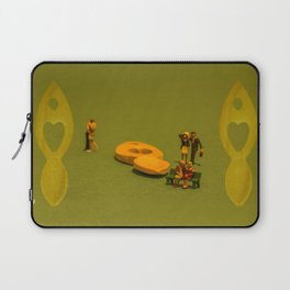 Dreaming Of Love Gone By Laptop Sleeve