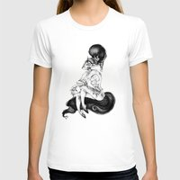 catwoman T-shirts featuring catwoman by vasodelirium