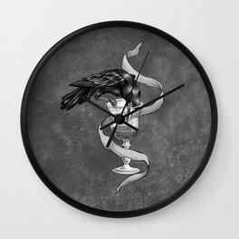 The Dregs II Wall Clock