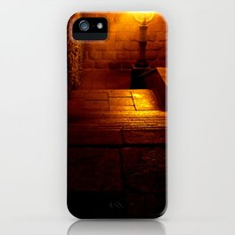 Night Crest 5 iPhone Case