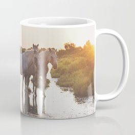 Camargue Horses VI Coffee Mug