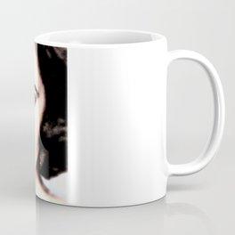 Elizabeth Taylor Face Coffee Mug