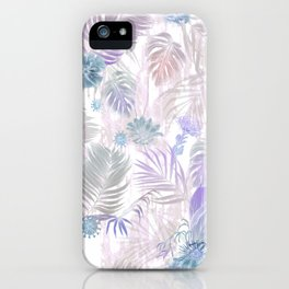 Tropical Iridescence- Pastels  iPhone Case