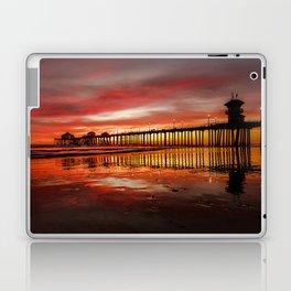 HB Sunsets 11-15-16 Laptop & iPad Skin