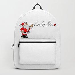 Santa's hohoho Backpack