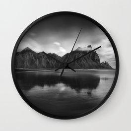 The Horns Wall Clock