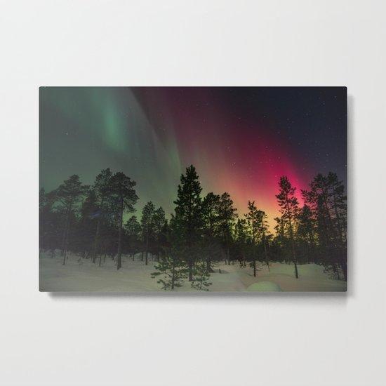 Aurora I Metal Print
