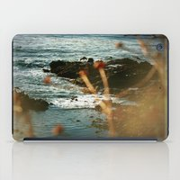 west coast iPad Cases featuring West Coast Oceans by Amy J Smith Photography