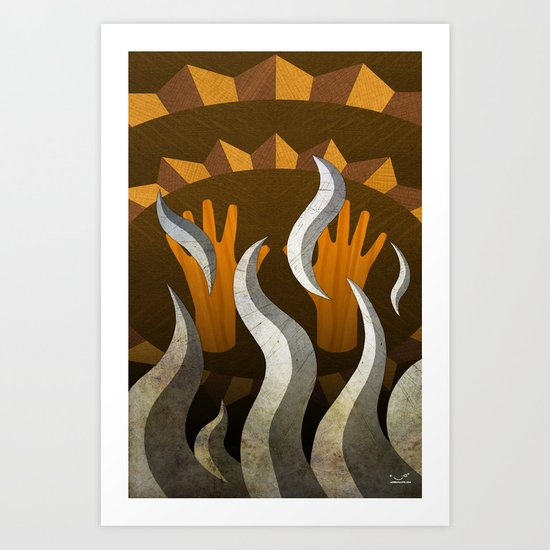 The New Old Waves - (ASL Marquetry Series) by adrean