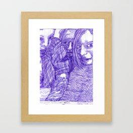 Valentine's Day, 2009 Framed Art Print